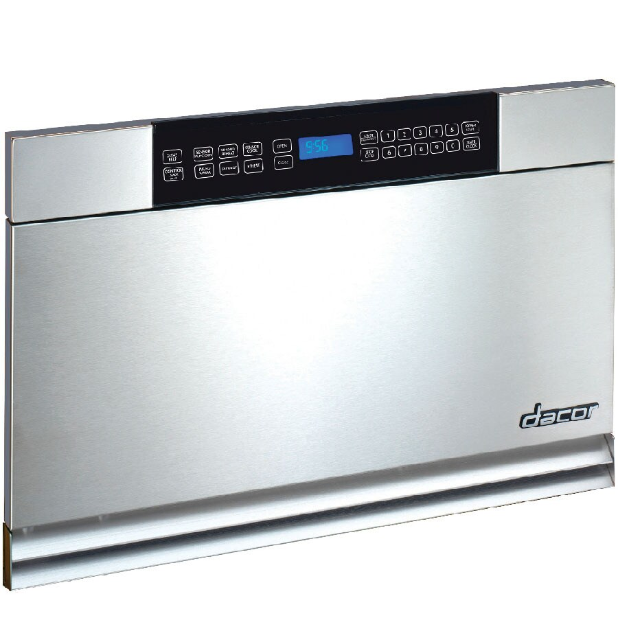 Dacor 1-cu ft Microwave Drawer (Stainless Steel) (Common: 24-in; Actual 23.8125-in)