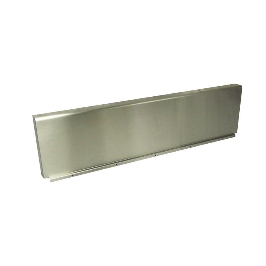 Dacor 9-in Stainless Steel Backguard