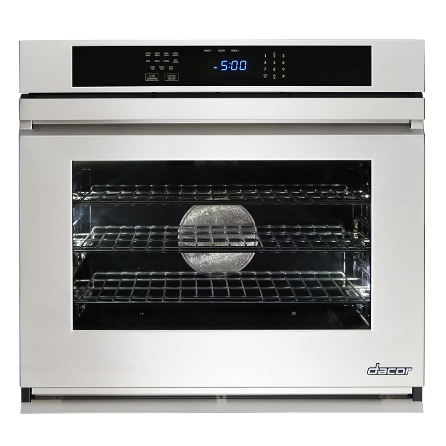 Shop Dacor Renaissance Self Cleaning Convection Single