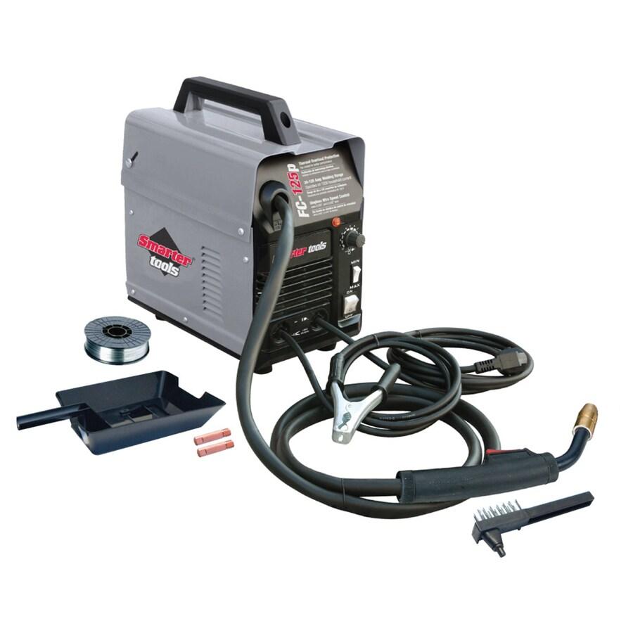 Smarter Tools 120-Volt Flux-Cored Wire Feed Welder