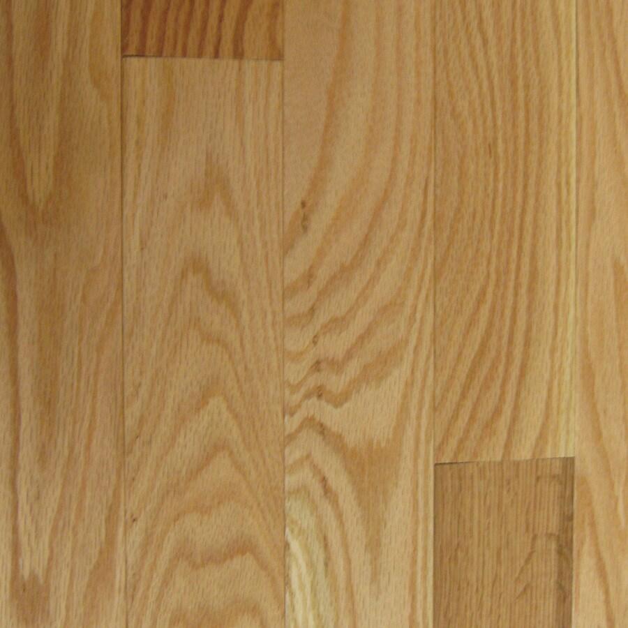 Shop mullican flooring st andrew 4 in w prefinished oak for Mullican flooring