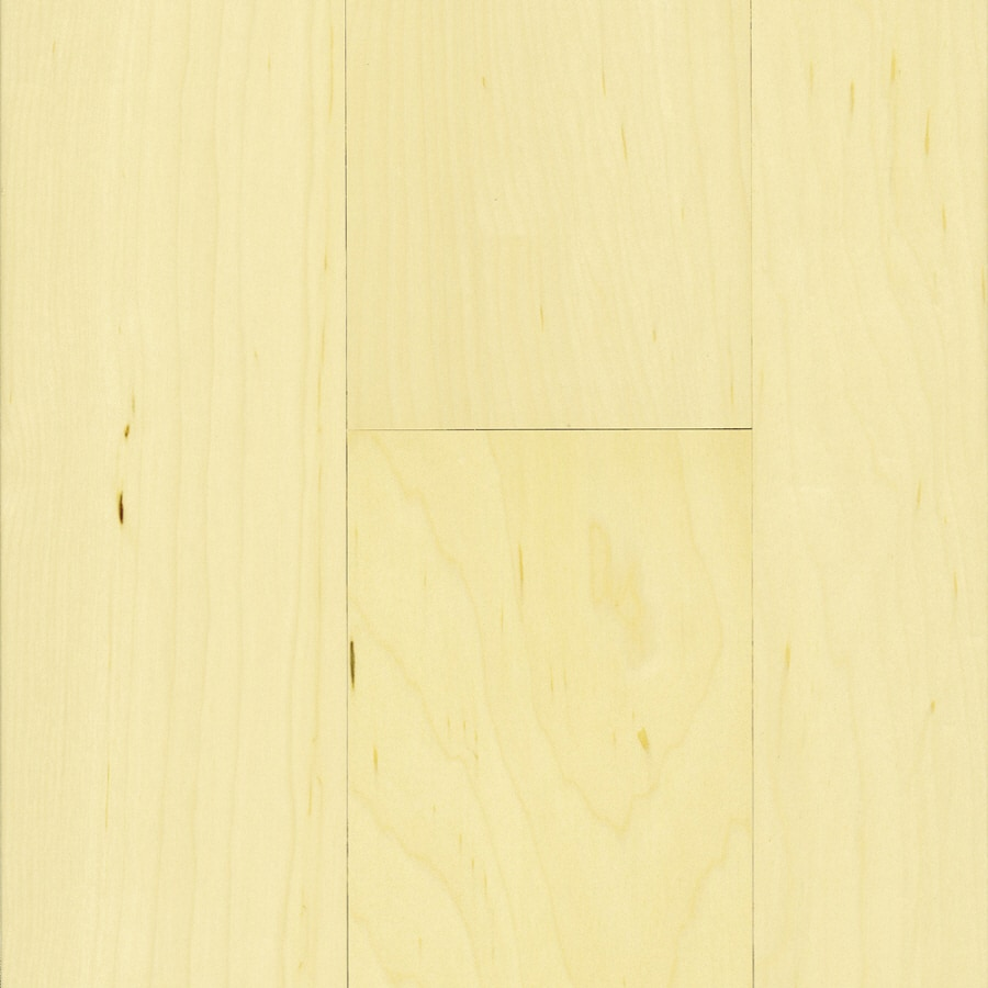 Mullican Flooring Ridgecrest 5-in W Prefinished Maple Engineered Hardwood Flooring (Natural)