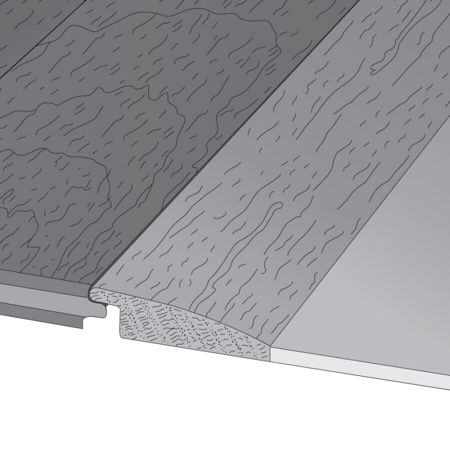 Mullican Flooring 2-in x 78-in Caramel Maple Reducer Floor Moulding