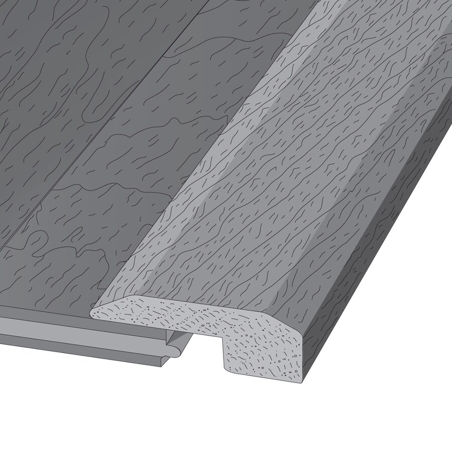Mullican Flooring 2-in x 78-in Natural Andiroba Threshold Floor Moulding