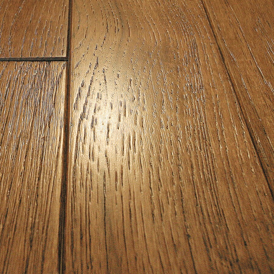 Mullican Flooring 5-in W Prefinished Hickory 3/4-in Solid Hardwood Flooring (Champagne)