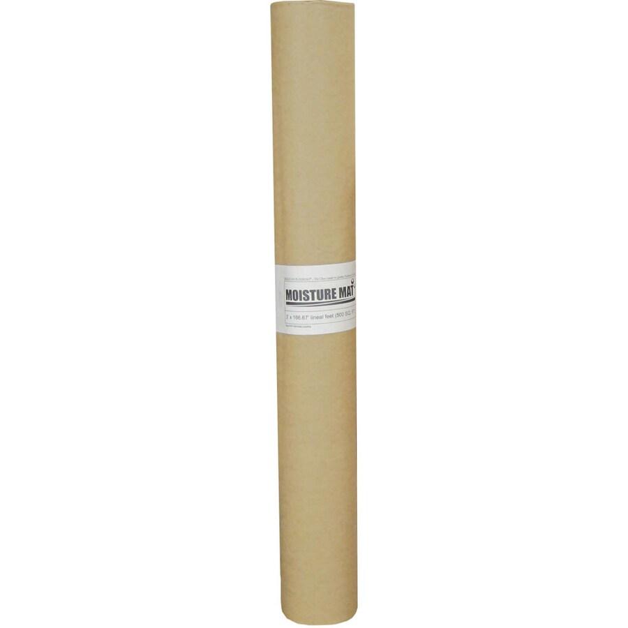 Mullican Flooring Moisture Mat Underlayment