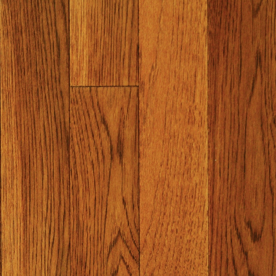 Shop mullican flooring muirfield 4 in w prefinished for Hardwood floors hickory