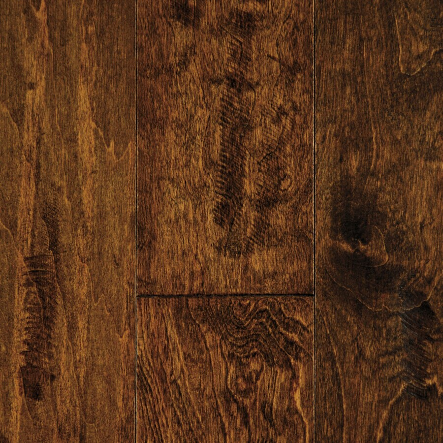 Mullican Flooring Chalmette 5-in Brownstone Maple Hardwood Flooring (24.35-sq ft)