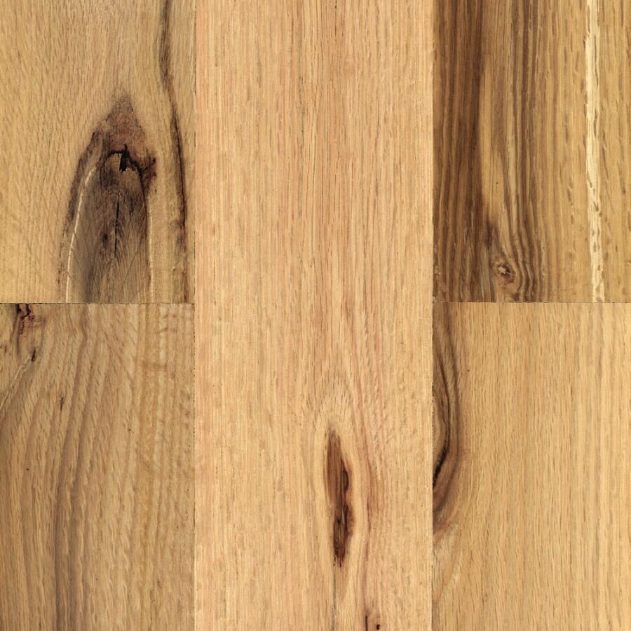Shop mullican flooring nature 4 in w prefinished oak for Mullican flooring