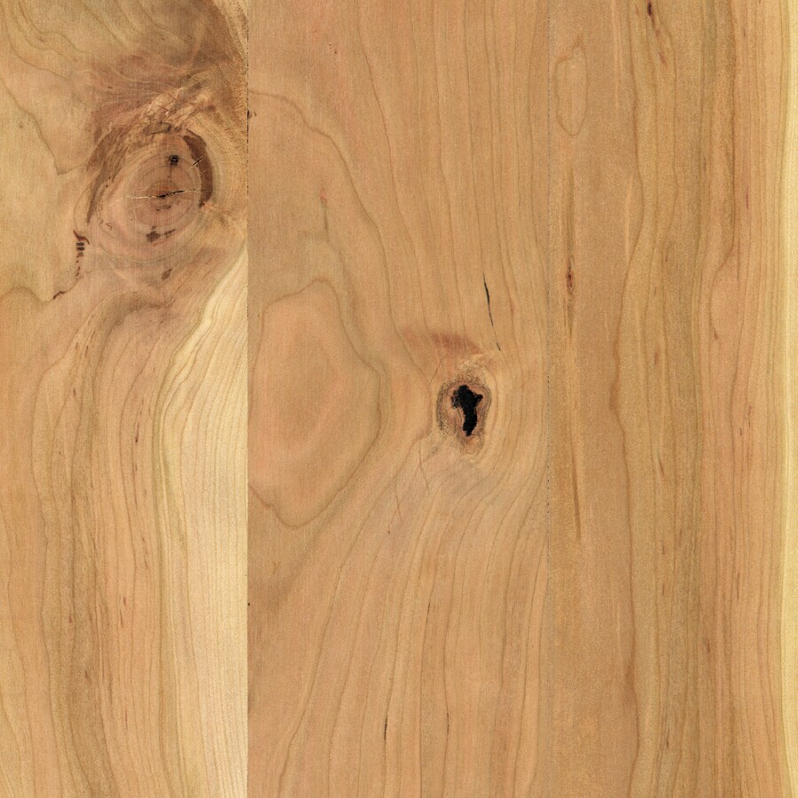 Mullican Flooring Nature 4-in Natural Cherry Hardwood Flooring (16-sq ft)