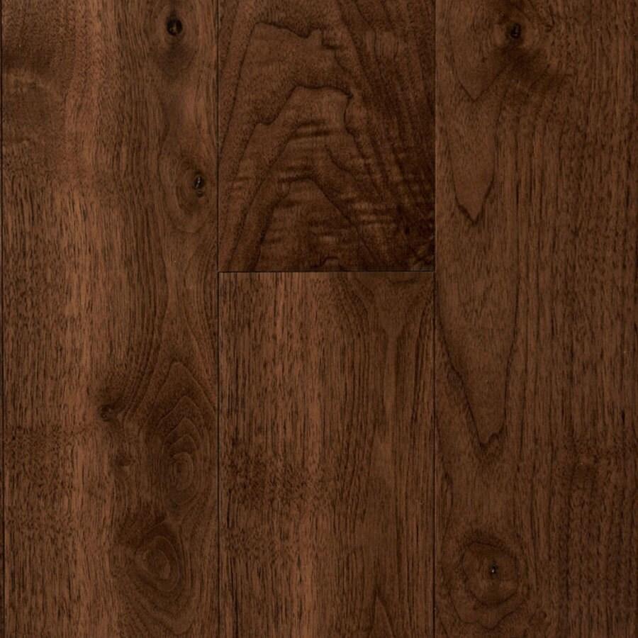 Shop mullican flooring nature 3 in w prefinished walnut for Mullican flooring