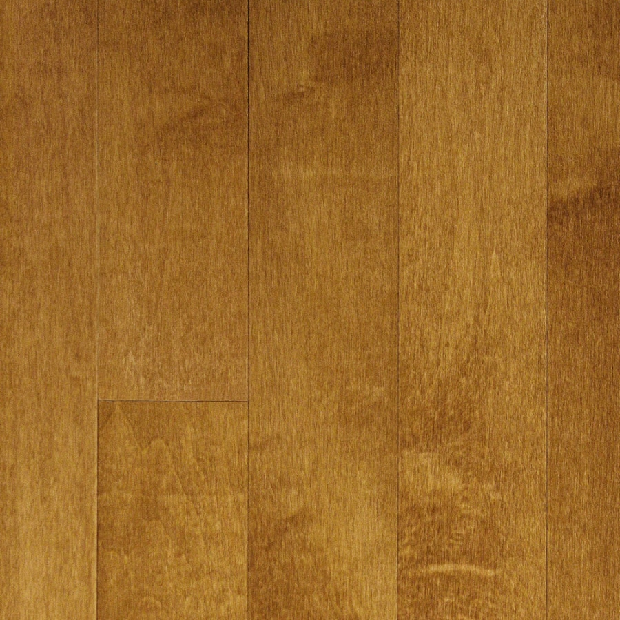 Shop mullican flooring muirfield 3 in w prefinished maple for Prefinished wood flooring