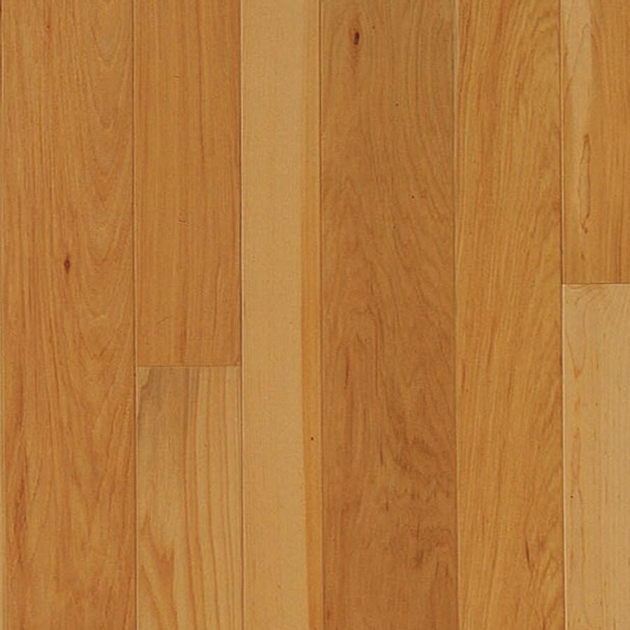 Mullican Flooring Muirfield 4-in W Prefinished Hickory Hardwood Flooring (Natural)