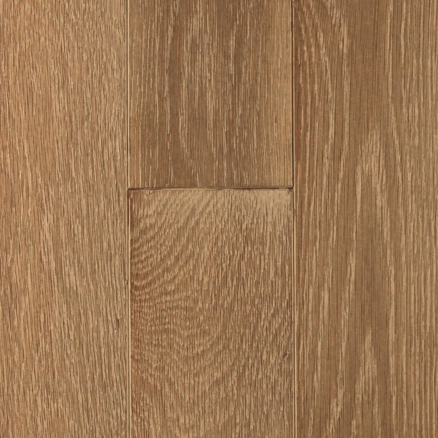 Mullican Flooring Castillian 5-in Latte Oak Hardwood Flooring (20-sq ft)