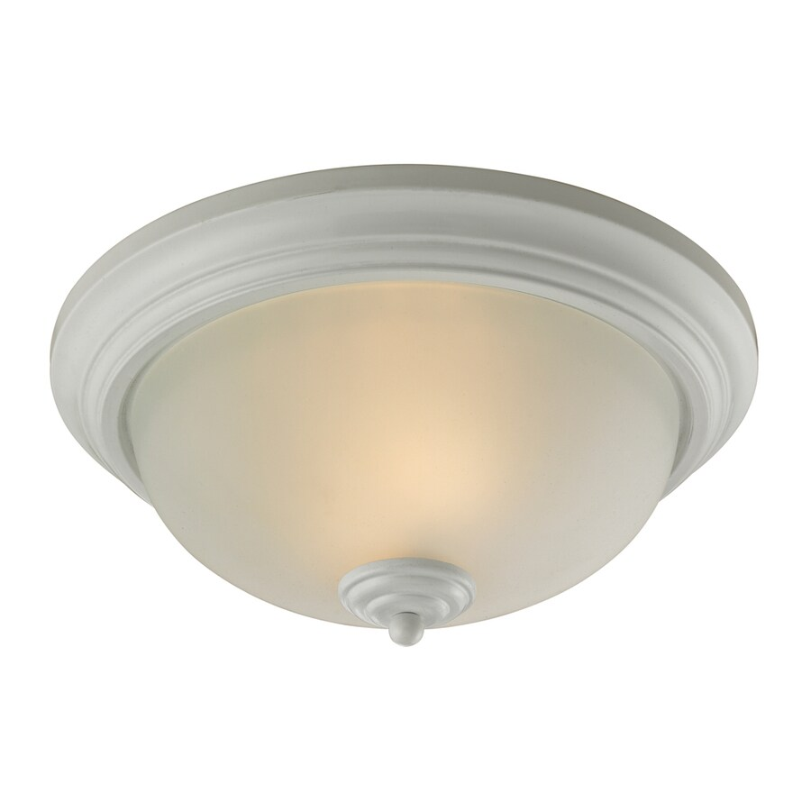 Led Ceiling Lights Lowes : Westmore lighting in w white led ceiling flush