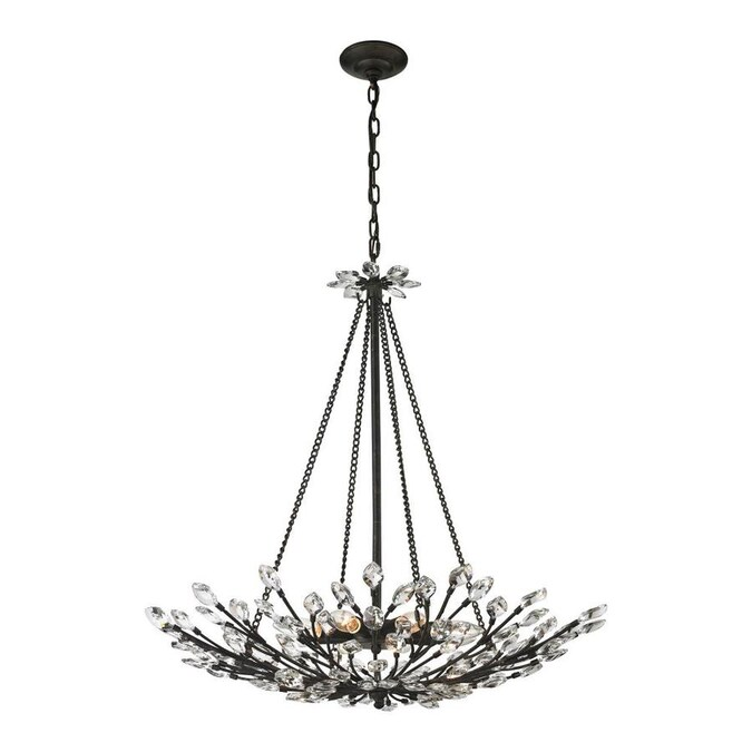 Westmore Lighting Silent Tree Burnt Bronze Transitional