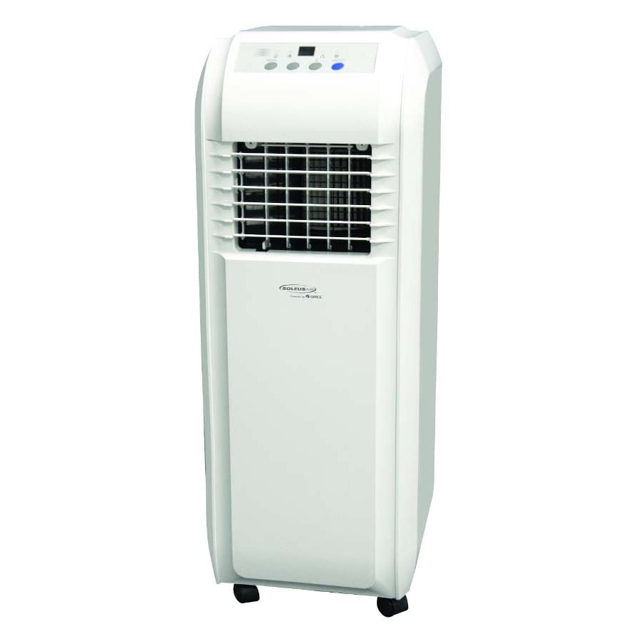 Soleus Powered by Gree 8000-BTU 250-sq ft 115-Volt Portable Air Conditioner