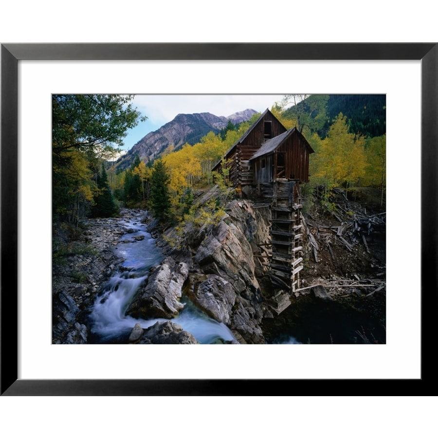 "art.com 24""W x 30""H Landscapes Framed Art"