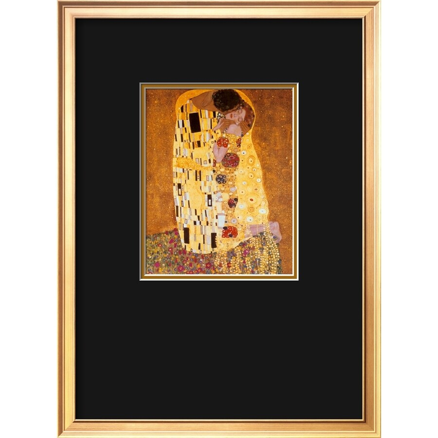 art.com 18-in W x 24-in H Framed Figurative Wall Art
