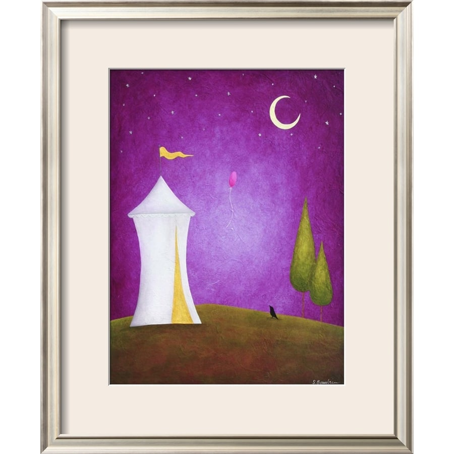 art.com 18-in W x 23-in H Framed Children's Wall Art