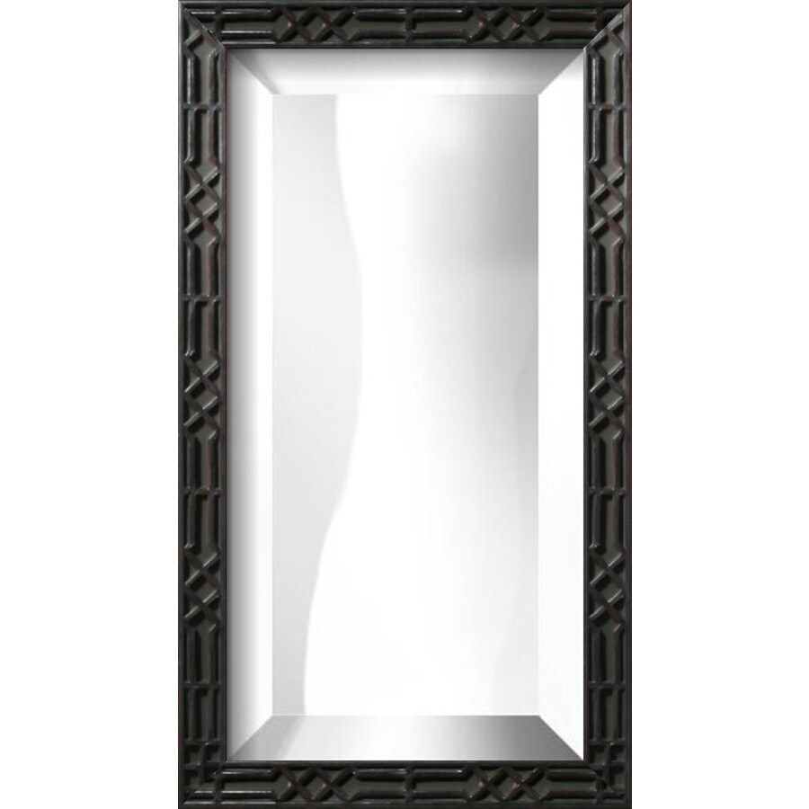 "art.com 18""H x 10""W Rectangle Framed Mirror"