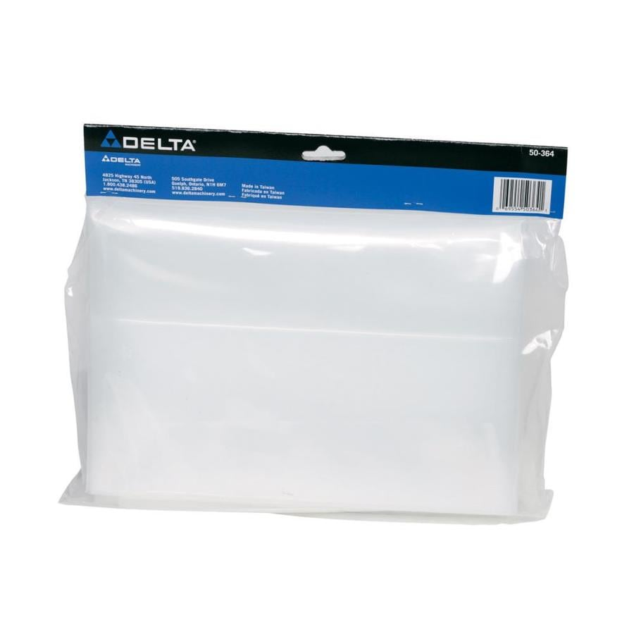 DELTA Disposable Bottom Dust Collector Bags