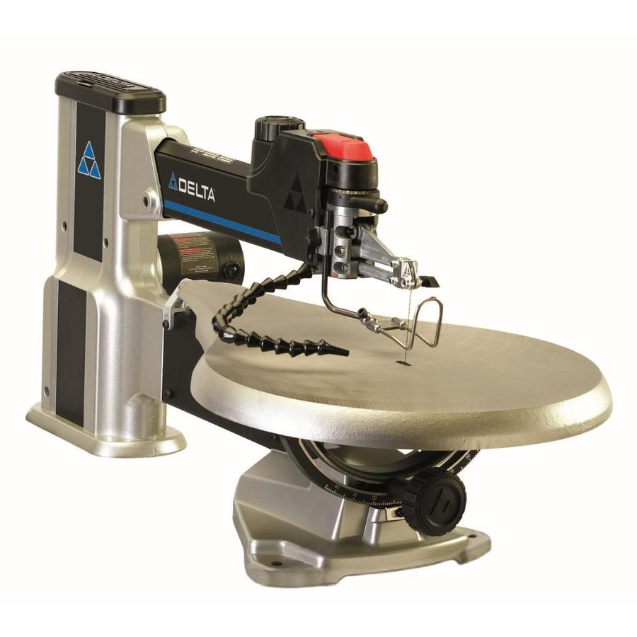 DELTA 1.3 amp 20-in Variable Speed Scroll Saw