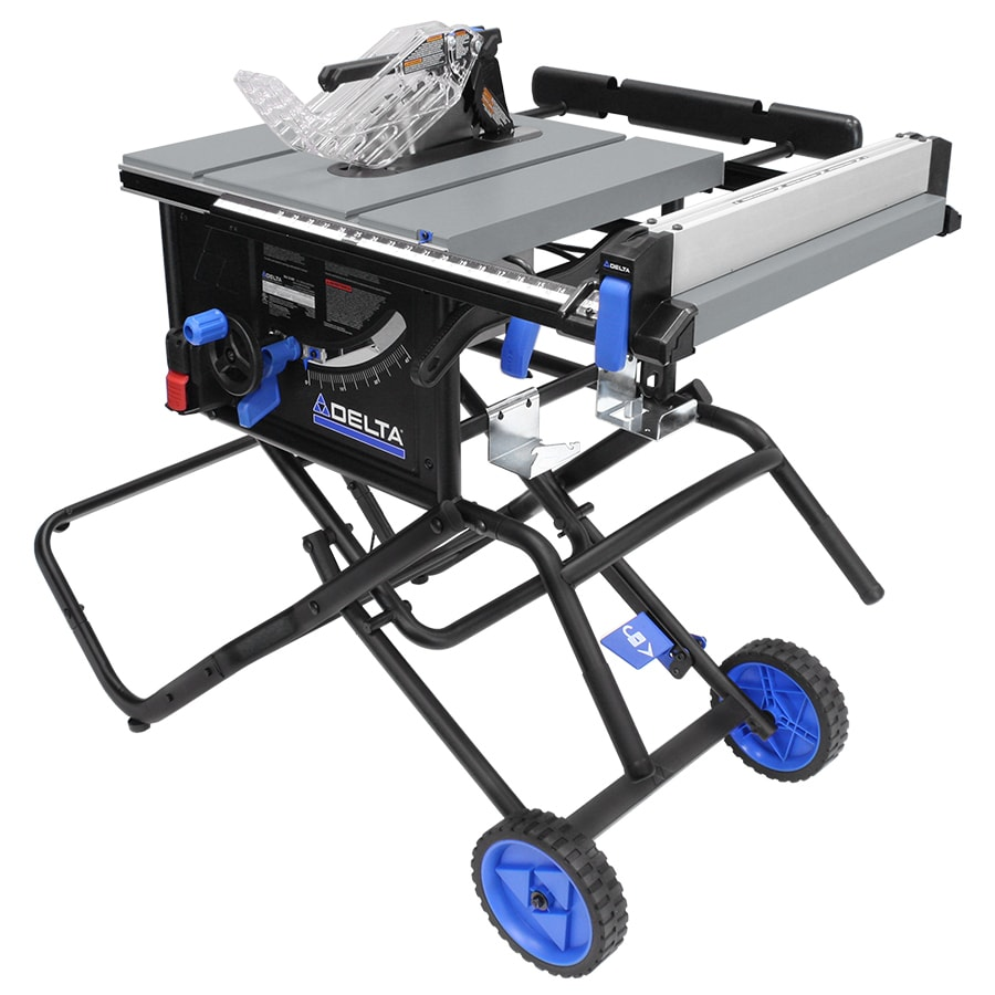DELTA 6000 Series 15-Amp 10-in Table Saw