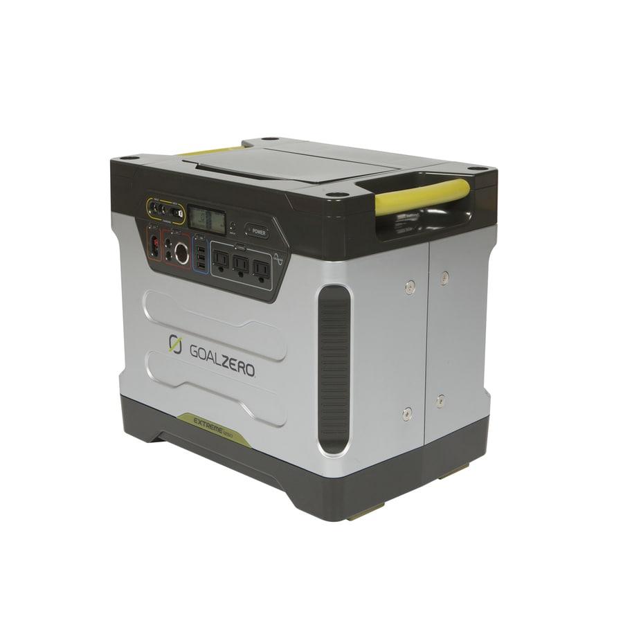 GOAL ZERO Yeti 1250-Watt Hour Portable Solar Generator
