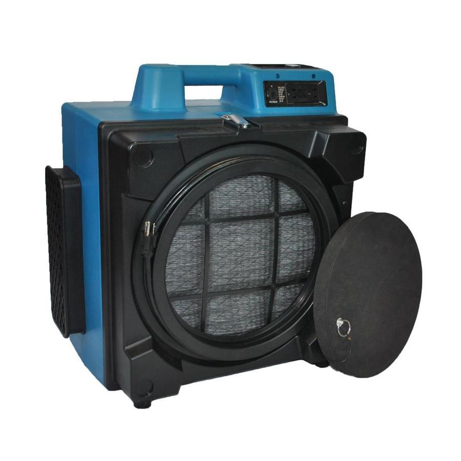 XPOWER 10-Speed 1,500-sq ft HEPA Air Purifier