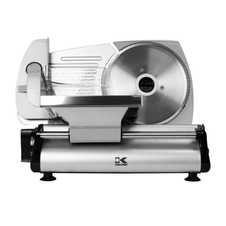 KALORIK 1-Speed Silver Food Slicer