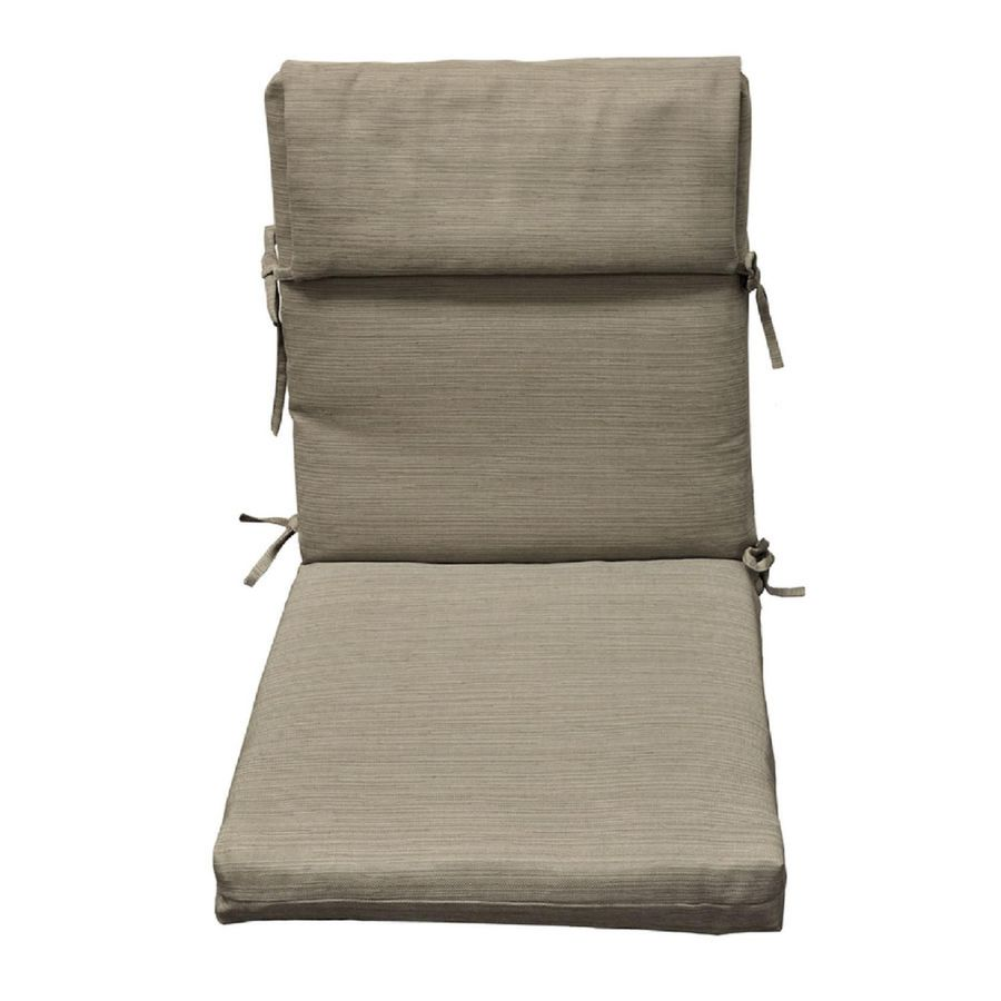 allen + roth Neutral Solid Cushion For Universal