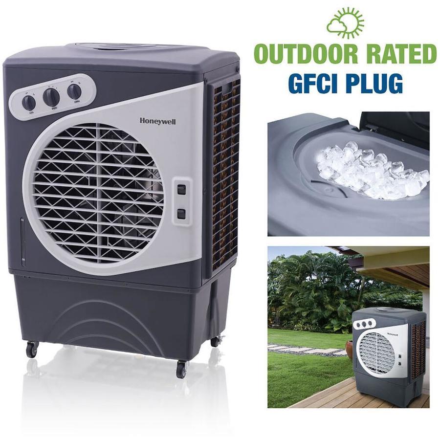 Honeywell 850-sq ft Portable Evaporative Cooler (1,540-CFM)