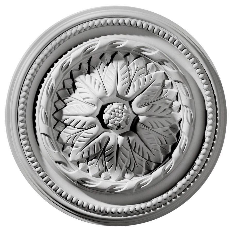 Ekena Millwork Wigan 16-in x 16-in Polyurethane Ceiling Medallion