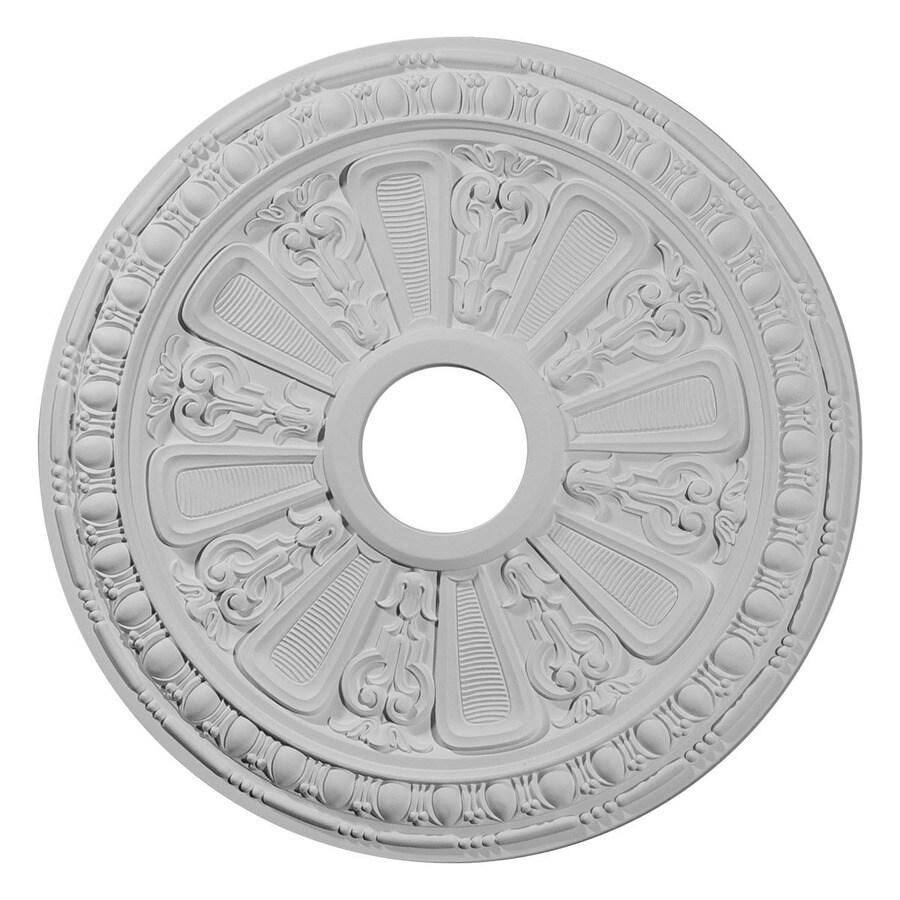 Ekena Millwork Raymond 18.125-in x 18.125-in Polyurethane Ceiling Medallion
