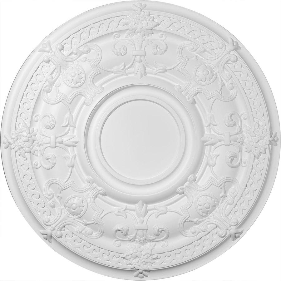 Ekena Millwork 33.875-in x 33.875-in Urethane Ceiling Medallion