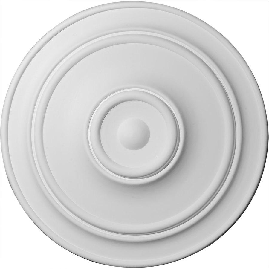 Ekena Millwork Classic 40.25-in x 40.25-in Polyurethane Ceiling Medallion