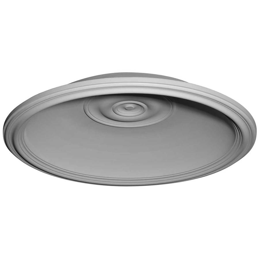 Ekena Millwork Traditional 36.625-in x 36.625-in Polyurethane Ceiling Dome