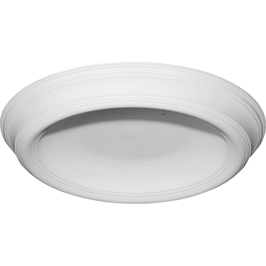 Ekena Millwork Traditional 37.325-in x 37.325-in Polyurethane Ceiling Dome
