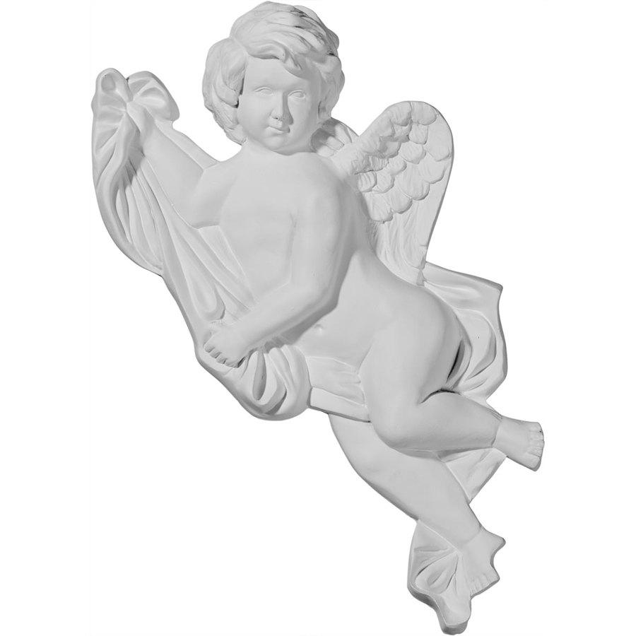 Ekena Millwork 10.625-in x 9.375-in Seville Urethane Applique