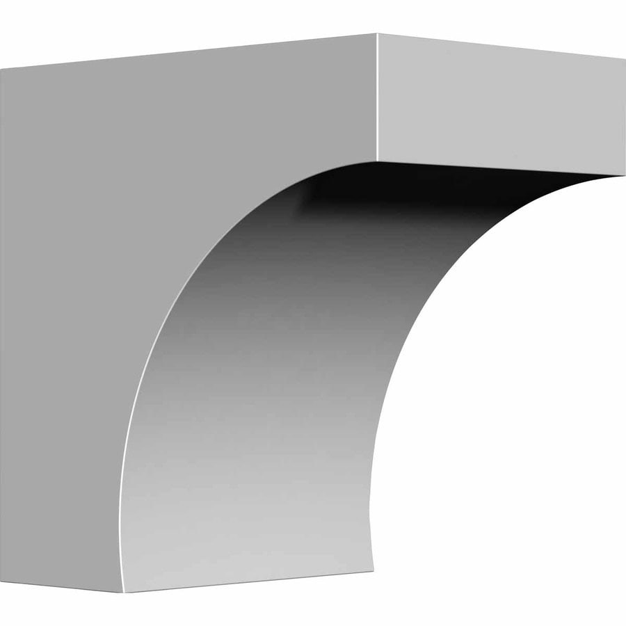 Ekena Millwork 5-in x 7.25-in Stockport Polyurethane Corbel