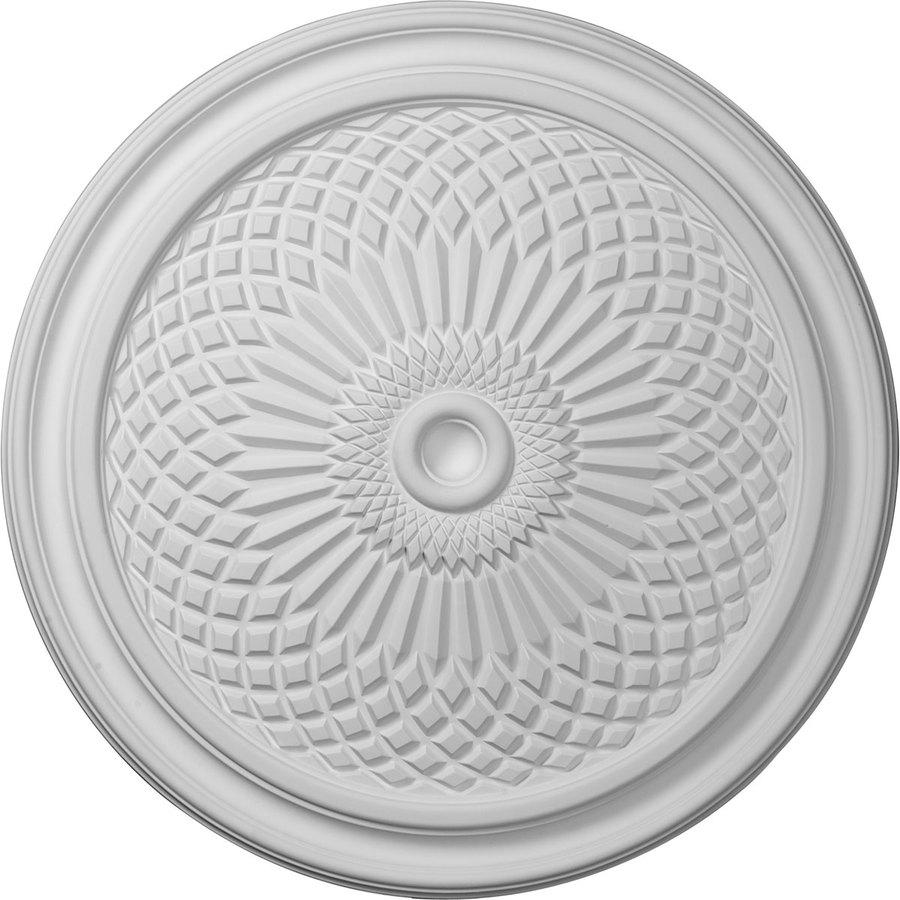 Ekena Millwork Trinity 22-in x 22-in Polyurethane Ceiling Medallion
