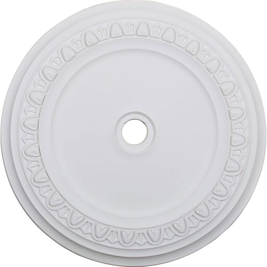 Ekena Millwork Caputo 41-in x 41-in Polyurethane Ceiling Medallion
