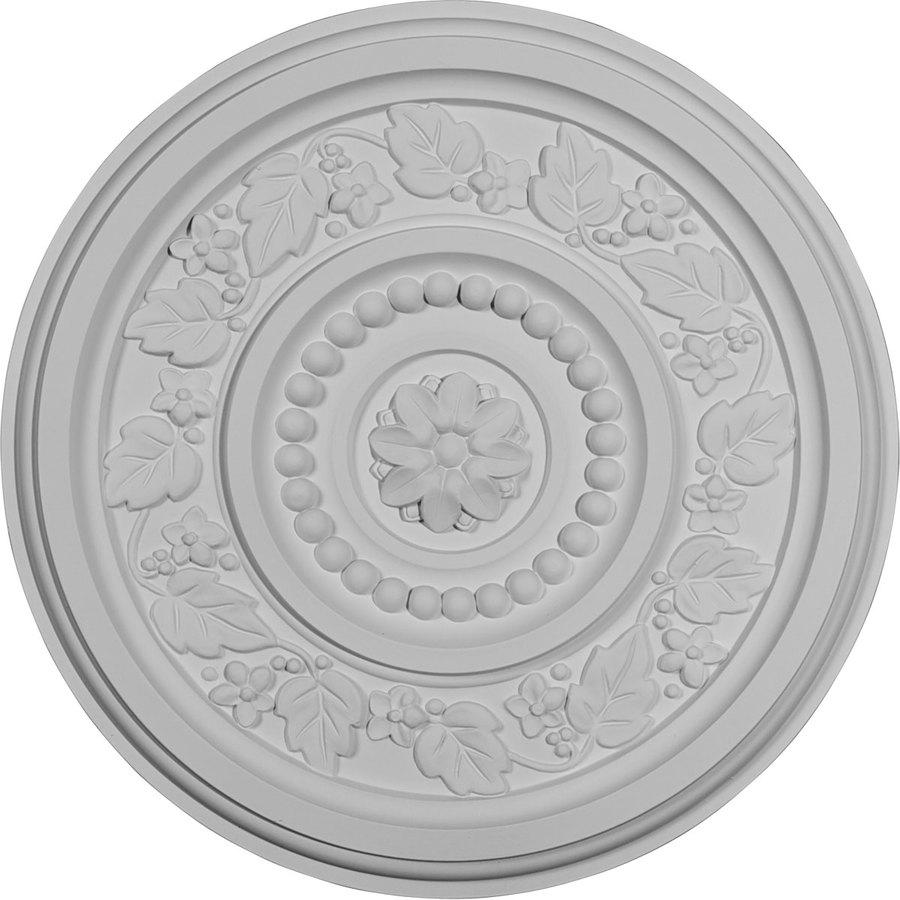 Ekena Millwork Marseille 16.125-in x 16.125-in Polyurethane Ceiling Medallion