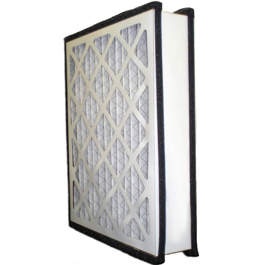 Filtrete (Common: 16-in x 21-in x 5-in; Actual: 16.25-in x 21-in x 5-in) 2-Pack Hvac Basic Pleated Air Filters