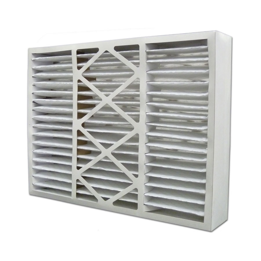 Filtrete (Common: 20-in x 25-in x 5-in; Actual: 19.875-in x 24.5-in x 4.25-in) 2-Pack Hvac Basic Pleated Air Filters