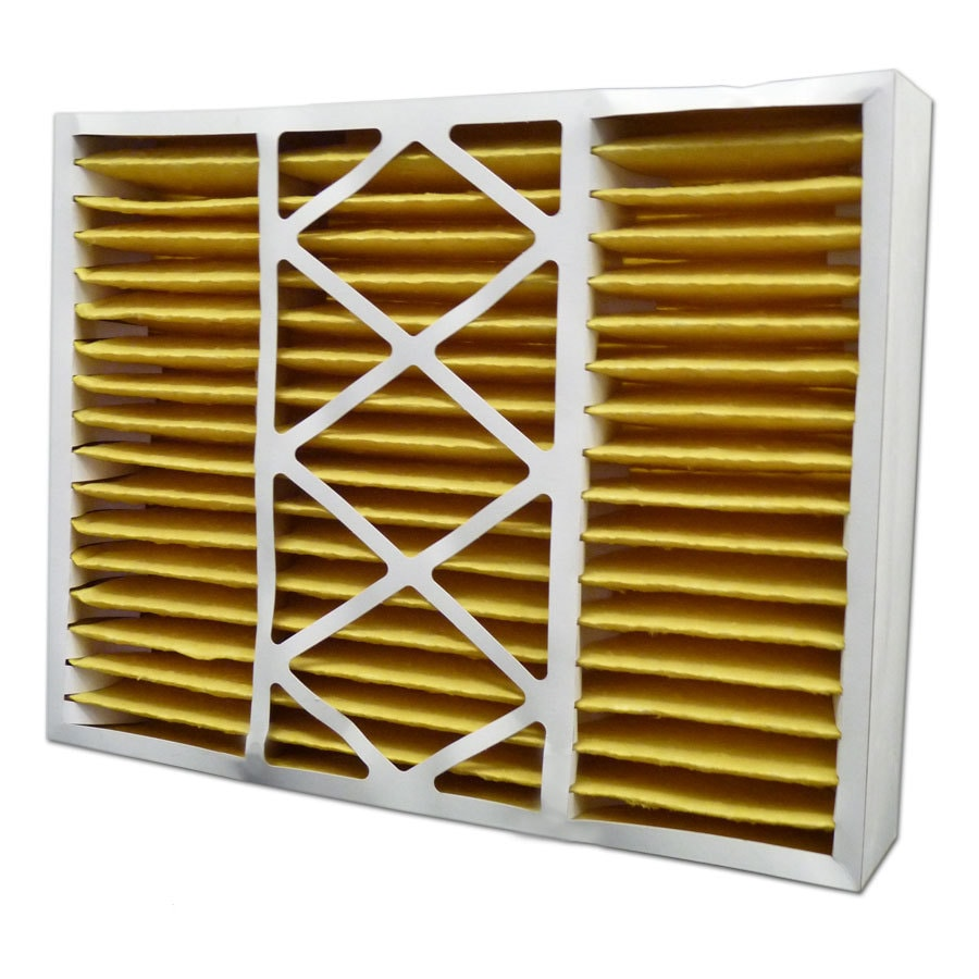 Filtrete (Common: 19.875-in x 25-in x 5-in; Actual: 19.875-in x 24.5-in x 4.25-in) 2-Pack Hvac Basic Pleated Air Filters