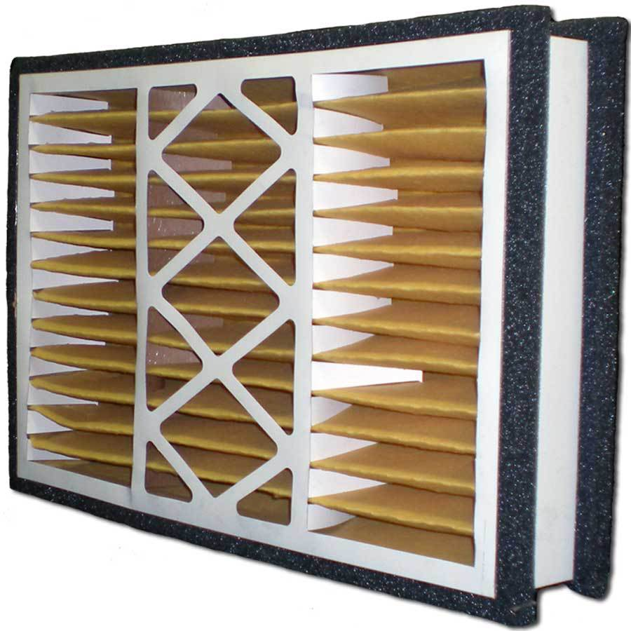 Filtrete (Common: 16-in x 26-in x 5-in; Actual: 16.375-in x 25.5-in x 4.375-in) 2-Pack Hvac Basic Pleated Air Filters
