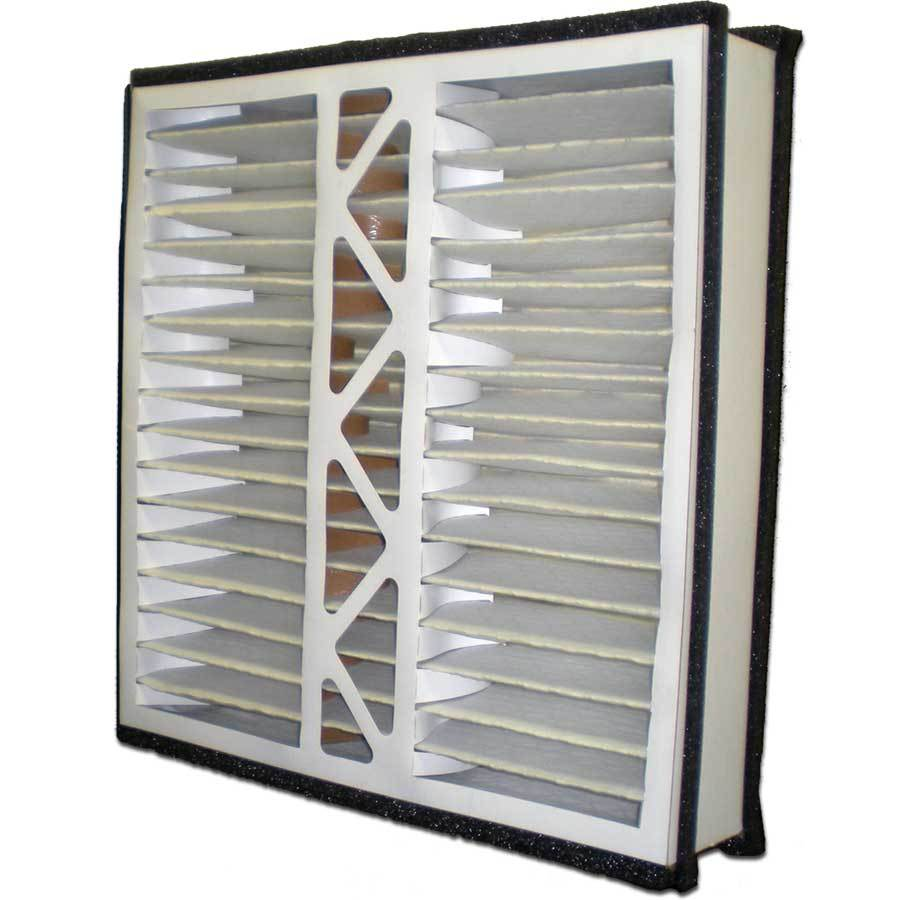Filtrete (Common: 20-in x 21-in x 5-in; Actual: 20.625-in x 20.63-in x 4.375-in) 2-Pack Hvac Basic Pleated Air Filters