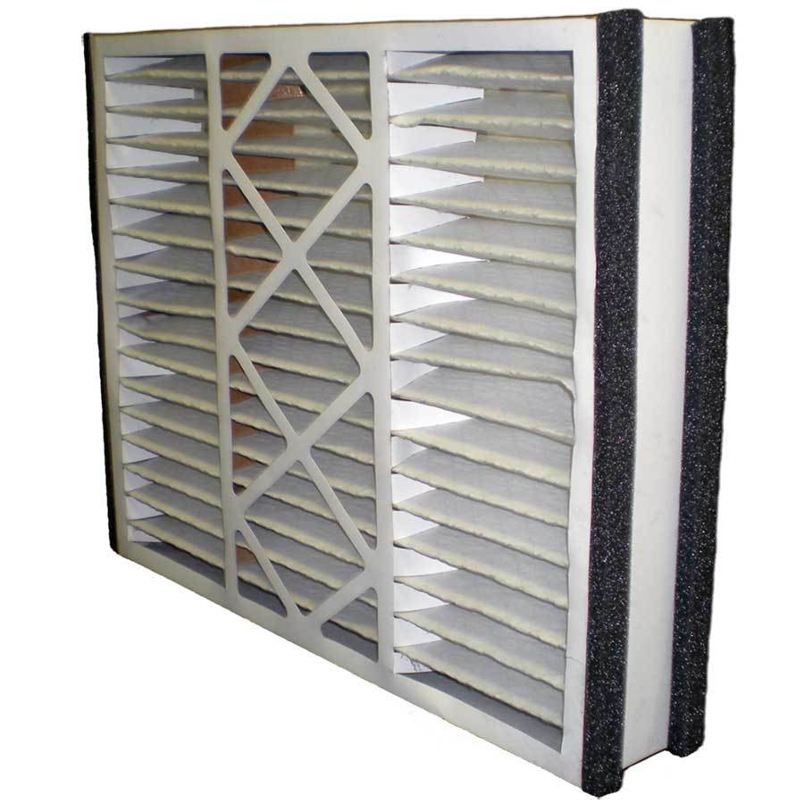 Filtrete (Common: 20-in x 26-in x 5-in; Actual: 20-in x 25.5-in x 4.375-in) 2-Pack Hvac Basic Pleated Air Filters